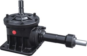 1.31: 1 Ratio Rotary Cultivator Right Angle Gearbox Mounted Arc-Shaped Bevel pictures & photos