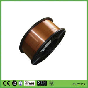 15kg/Roll MIG Welding Wire A5.18, CO2 Copper Coated Welding Wire, Er70s-6 Submerged Arc Welding Wire