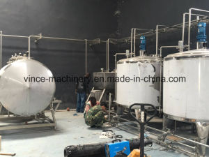 3000-6000bph Fruit Juice Production Line with Bottle Package pictures & photos