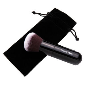 Natural Mineral Foundation Brush Kabuki Clear Skin Makeup Brush pictures & photos