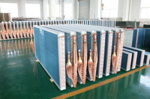 High Performance Copper Tube Al Fin Evaporator for Air Conditioning Equipment pictures & photos