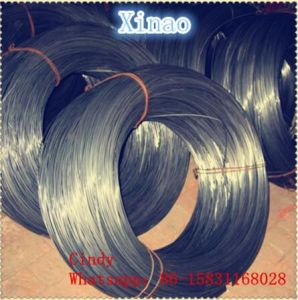 Black Annealed Wire 1.2mm 1.6mm 3.0mm for Binding Wire pictures & photos
