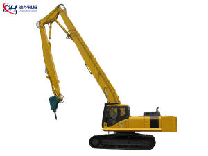Three Segment High Reach Boom for Demolition with 22m-28m pictures & photos