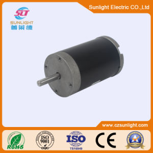 24V DC Electric Brush Motor for Industrial Parts pictures & photos