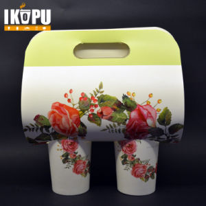 2017 Hottest Coffee Paper Cup with Holder pictures & photos