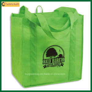 Simple Style Trendy Non Woven Fabric Shopping Bag (TP-SP507) pictures & photos