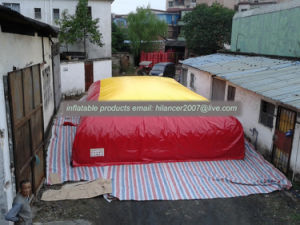 Inflatable Jump Air Bag for Trampoline pictures & photos