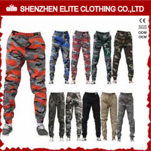 Wholesale Custom Made Hot Selling Camo Jogging Pants (ELTJI-3) pictures & photos
