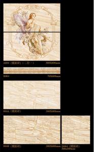 6D-Inkjet Glazed Rustic Interior Porcelain Wall Tile for Bathroom (004) pictures & photos