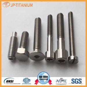 Superior Quality Gr2 Titanium Fastener, Titanium Screw for Industry pictures & photos
