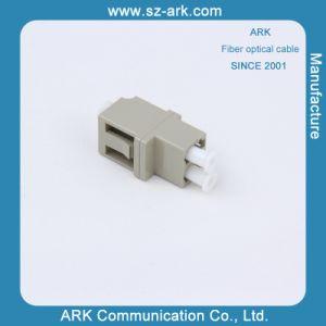 LC Multimode Duplex Fiber Optic Adapter pictures & photos