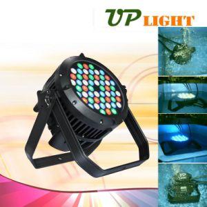 Newest 54PCS 3W LED PAR Light Waterproof Stage Light pictures & photos