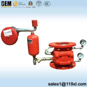 Fire Alarm Check Valve for Wet Fire Sprinkler System pictures & photos