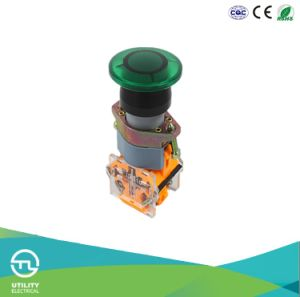 Push Button Switch La110-A1-01MD with LED Light pictures & photos