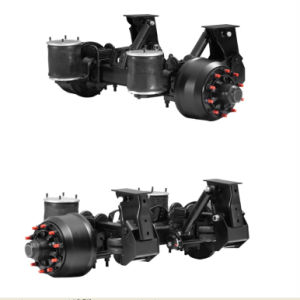 Air Suspension Trailer Suspension Used for Trailer Truck pictures & photos