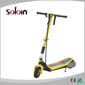 200W Foldable Balance Kick 2 Wheel Electric Scooter on Street (SZE200S-1) pictures & photos