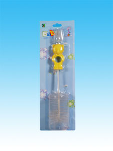 Silicone Baby Bottle Cleaning Brushes for Sale pictures & photos
