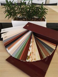 2017 The Latest Material PVC Plantation Shutter pictures & photos