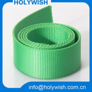 Solid Color Knitting Polyester Grosgrain Garment Ribbon