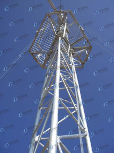 High Quality Communication Triangular Lattice Tower pictures & photos
