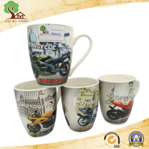 New Product for 2017 Ceramic Decal Coffee Mug pictures & photos