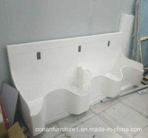 Custom Sized Corian Hand Washing Basin for Hospital pictures & photos
