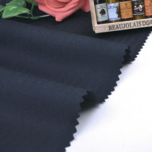Woven Herringbone Twill Spandex Polyester Fabric