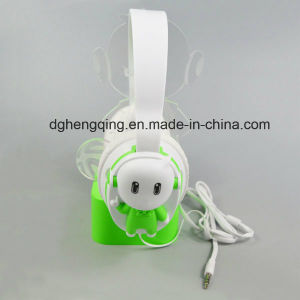 OEM Manufacturer Custom Logo Wired Stereo Headphones pictures & photos