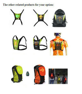 Cycle Backpack LED Traffic Turn Signal Light pictures & photos