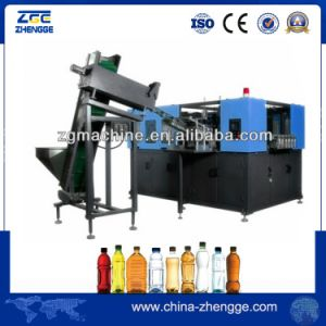 500ml 2000ml Pet Plastic Stretch Blow Moulding Machine Price pictures & photos