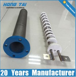 Electric Ceramic Radiant Tube for Industrial Heating Furnace pictures & photos