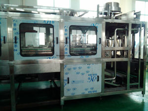 Competitive Price 19L 20L 18.9L Barrel 5 Gallons Bottled Water Filling Machine for 300bph 600bph 450bph 900bph pictures & photos