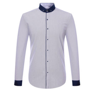 Wholesale Men Dress Shirts Cotton Long Sleeve Cotton Shirts