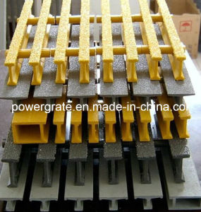 Fiberglass FRP/GRP Pultruded Grating pictures & photos