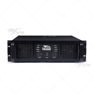 Pk6000 Incredible 1800W X 2 Super Professional High Power Amplifier pictures & photos