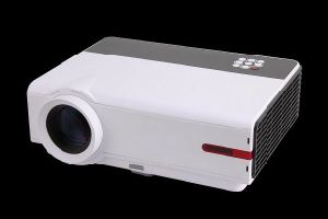 Yi-808A 3200 Lumens WiFi HDMI TV LED Projector Business Education Meeting Beamer pictures & photos