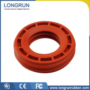 Custom Molded Fluoro Silicone Rubber Parts pictures & photos