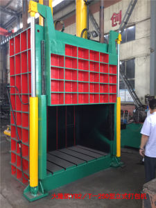 Y82 Series Hydraulic Vertical Packing Machine pictures & photos