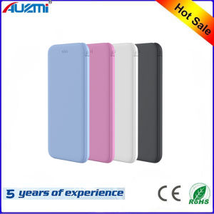 5000mAh Portable Ultrathin Power Bank pictures & photos