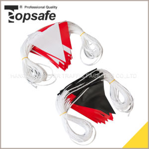 Safety Warning Triangle Flag/Warning Flag (S-1625) pictures & photos