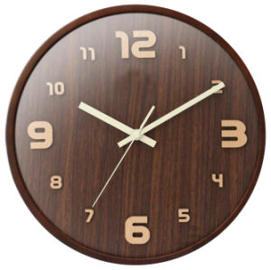 Wood Wall Clock pictures & photos
