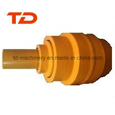 Caterpillar Crawler Mini Digger Undercarriage Parts E320 E200b Carrier/Top/Upper Roller pictures & photos