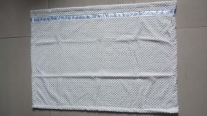 Super Soft New 3D Embossed Flannel Fleece Blanket / Cut Fleece Blanket with Satins pictures & photos