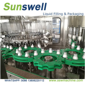 Aluminum Bottle Rinsing Filling Capping pictures & photos
