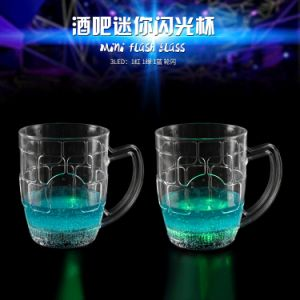 LED Flashing Beer Cup (pineapple type1) pictures & photos