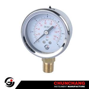 Pressure Gauge in Ningbo pictures & photos