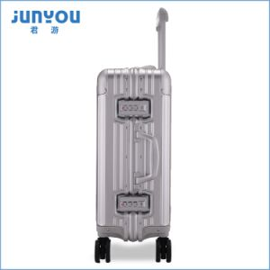 Factory Directly Wholesale Price Aluminum Trolley Luggage pictures & photos