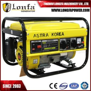 Ast3800dx 2.2kw 6.5HP Astra Korea Gasoline Generator pictures & photos