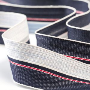 The Imitation Linen Jean Ribbon for Garments and Bags pictures & photos