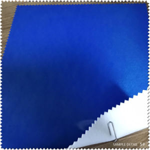 Mirror Synthetic Leather, Faux Leather & PU Leather for Shoes (S345090SJ) pictures & photos
